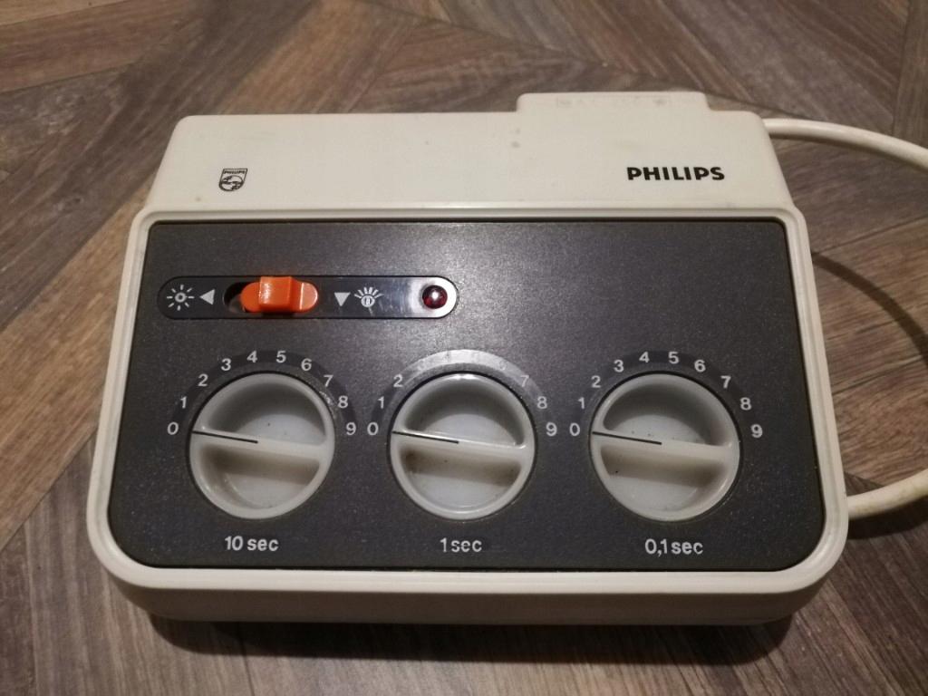 Zegar Philips PDC 011