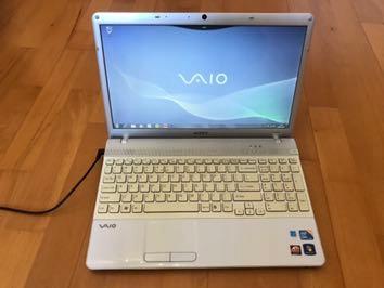 Laptop SONY VAIO VPCEB1S1E intel Core i5