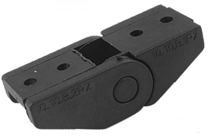 Prowadnik przewodów zakończenie CNC 10x15mm