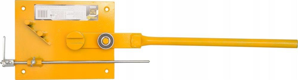 Giętarka łożyskowana do drutu 6-8 mm VOREL