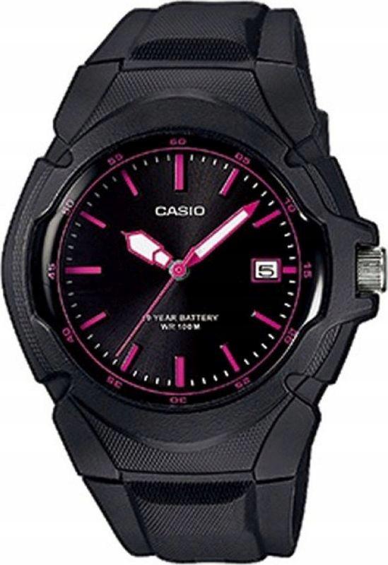 Zegarek Casio, LX-610-1A2VEF, Damski, Classic