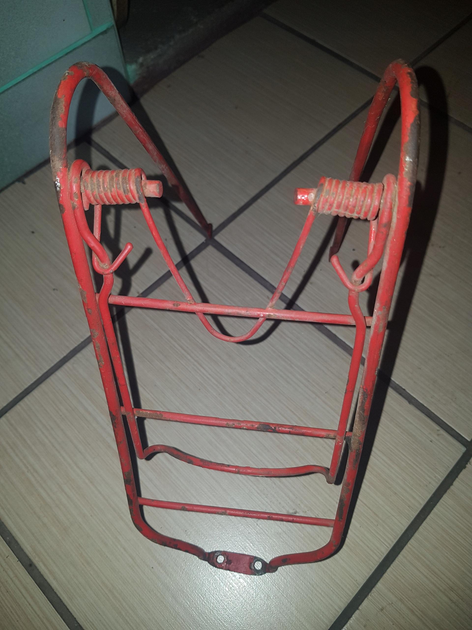 Rower Romet Wigry 3 - Bagażnik