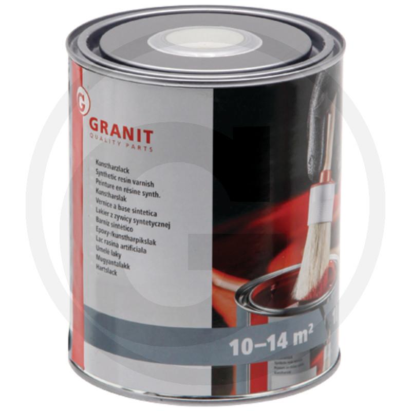 Farba, lakier do Bomag niebieska GRANIT 2,5L