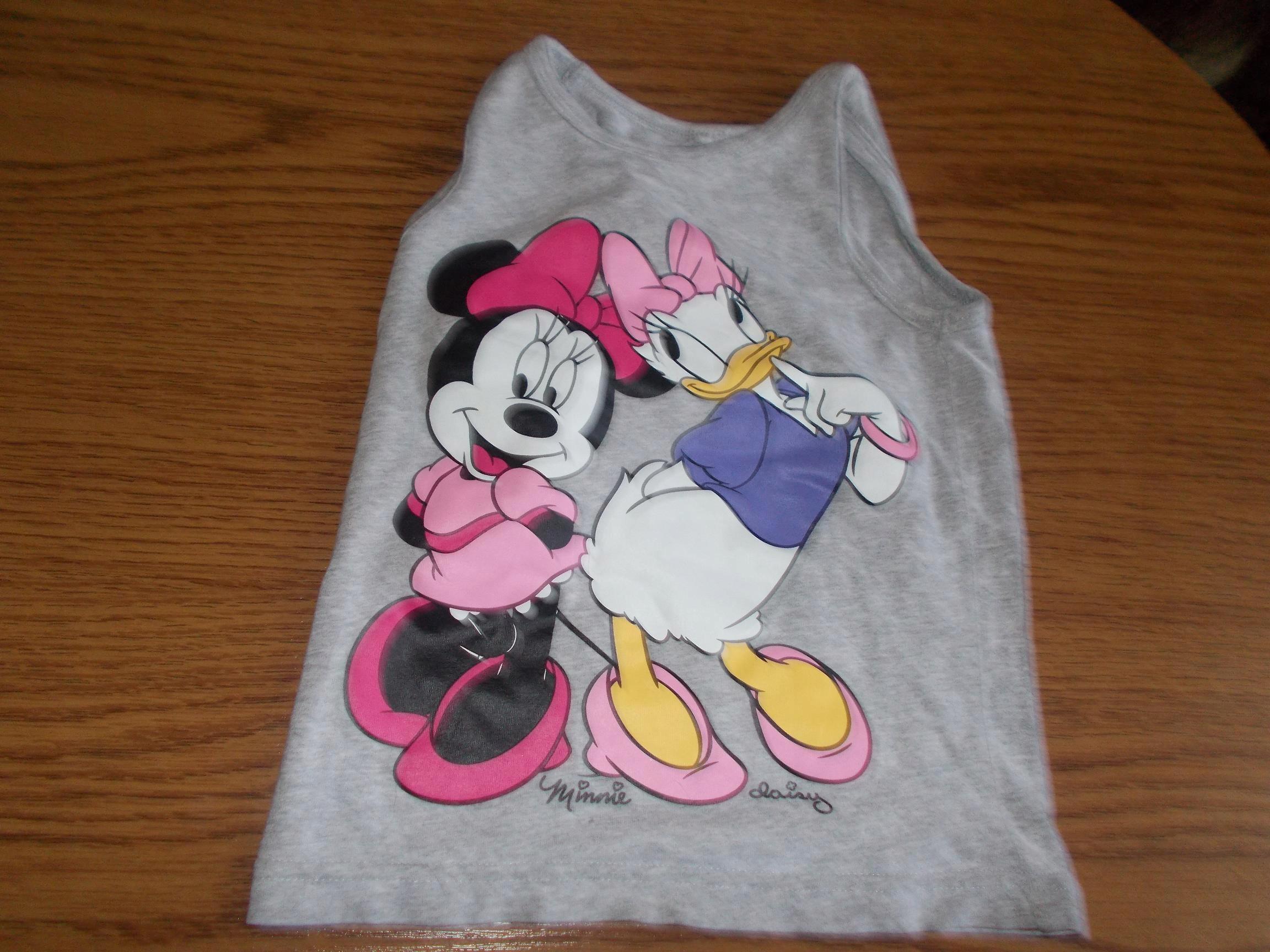 Disney top bluzeczka Myszka Minnie 104cm