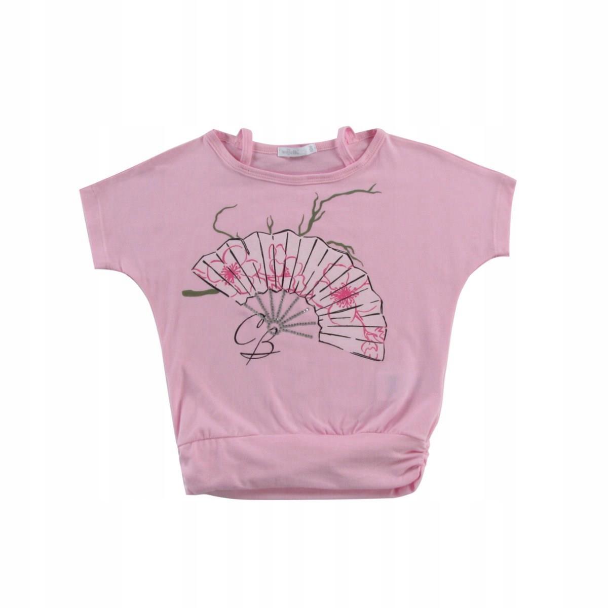 WÓJCIK Koszulka Kwiat wiśni 110