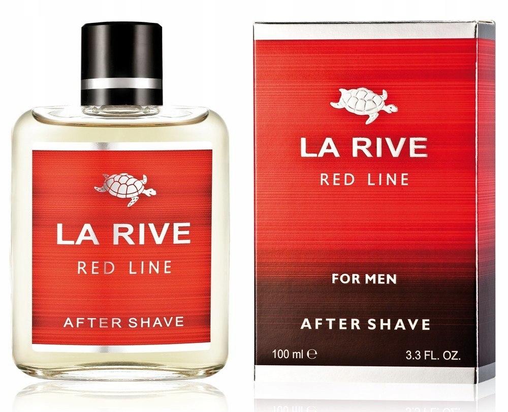 La Rive for Men Red Line Płyn po goleniu 100ml