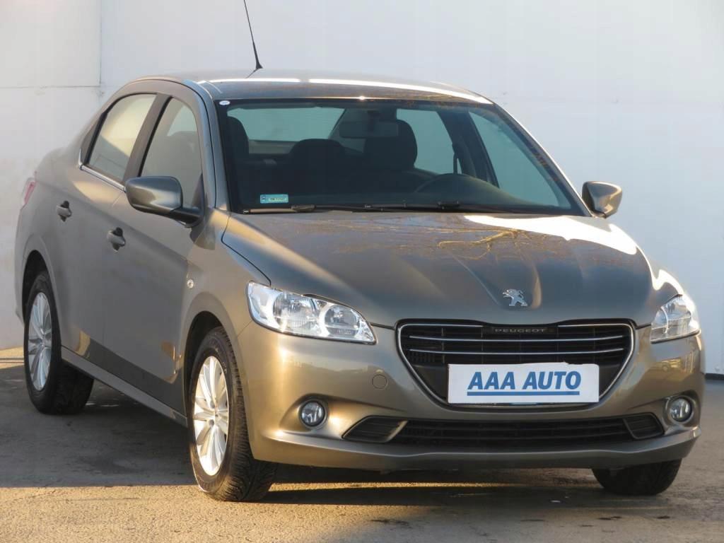 Peugeot 301 1.6 HDI , Salon Polska, Serwis ASO