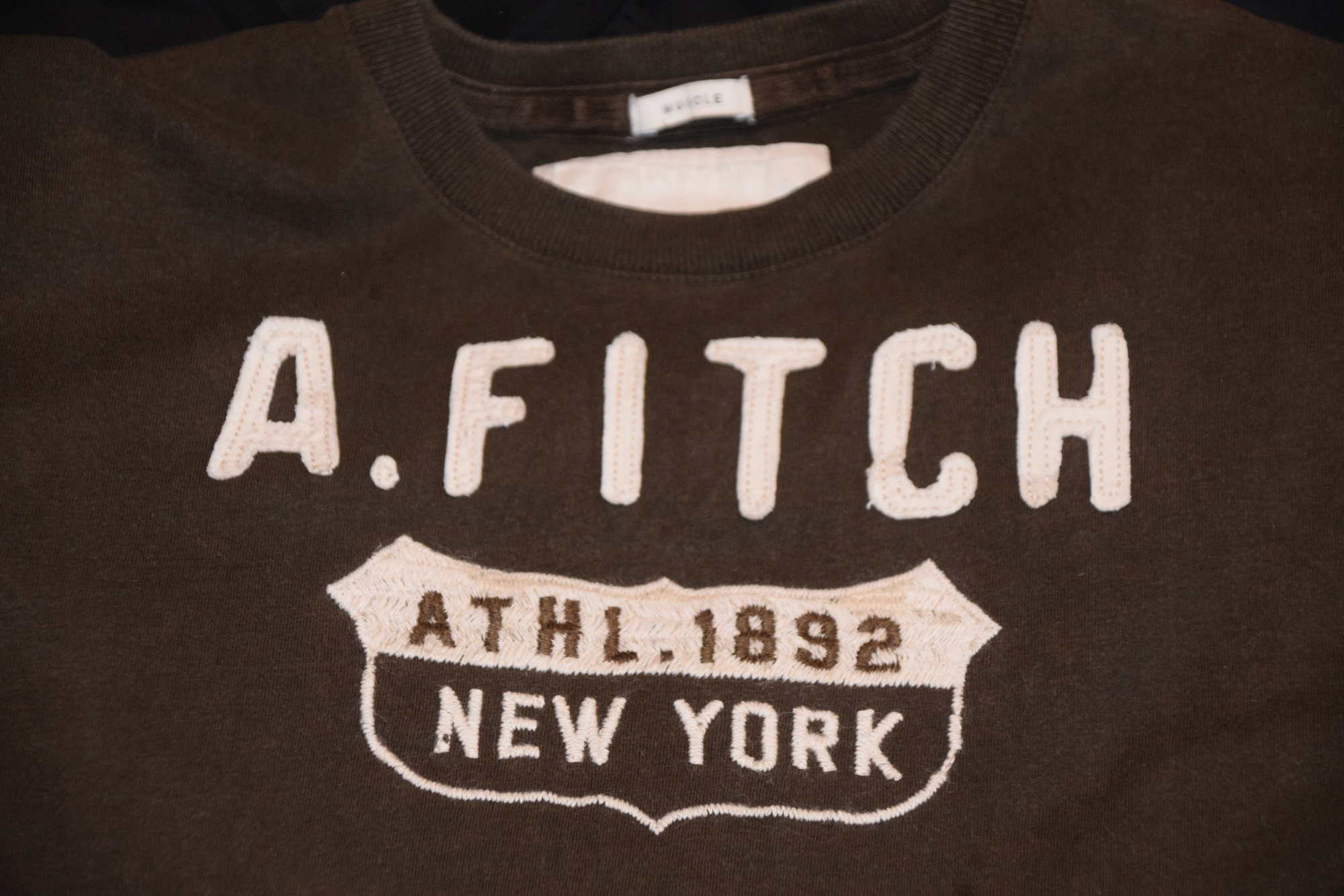 Abercrombie & Fitch Muscle XL
