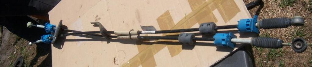 Colt CZ3 1,5 07r. Linki zmiany biegów