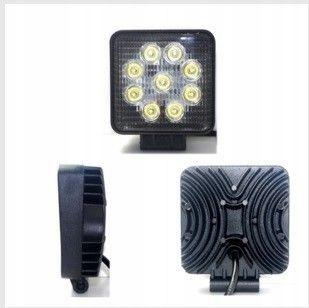 HALOGEN LAMPA ROBOCZA LED 27W 9 LED 12-24V