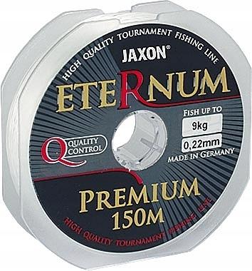 JAXON żyłka ETERNUM Premium 0,10 mm 150 m