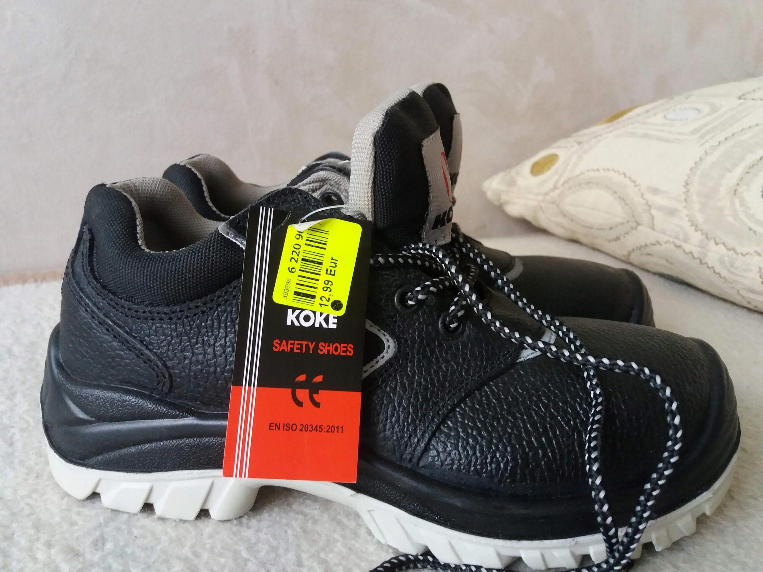 5548be8b504b59 buty trzewiki bhp ochronne męskie 36 S3-SRC SKÓRA - 7709928519 ...