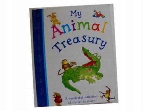 My animal treasury -