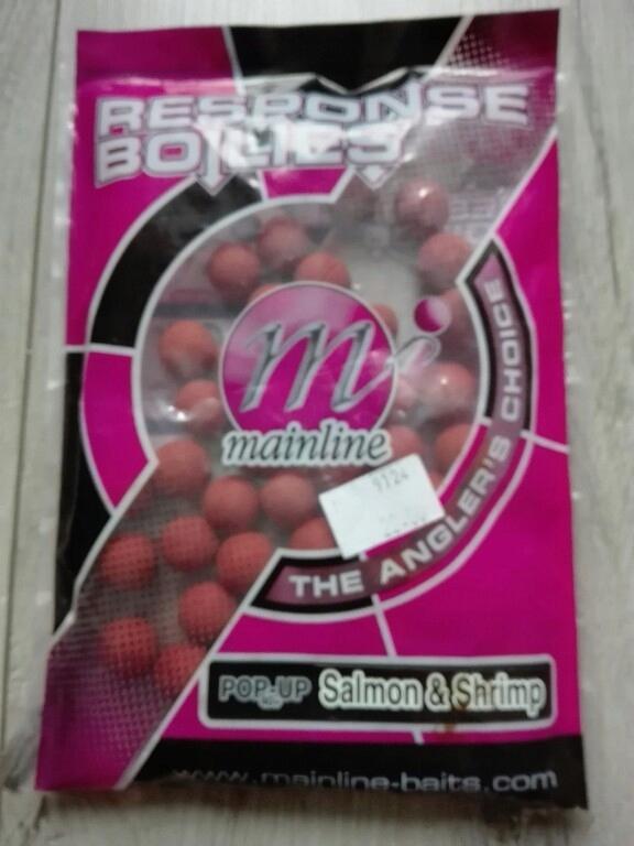 kulki karp mainline salmon shrimp 40+ okazja