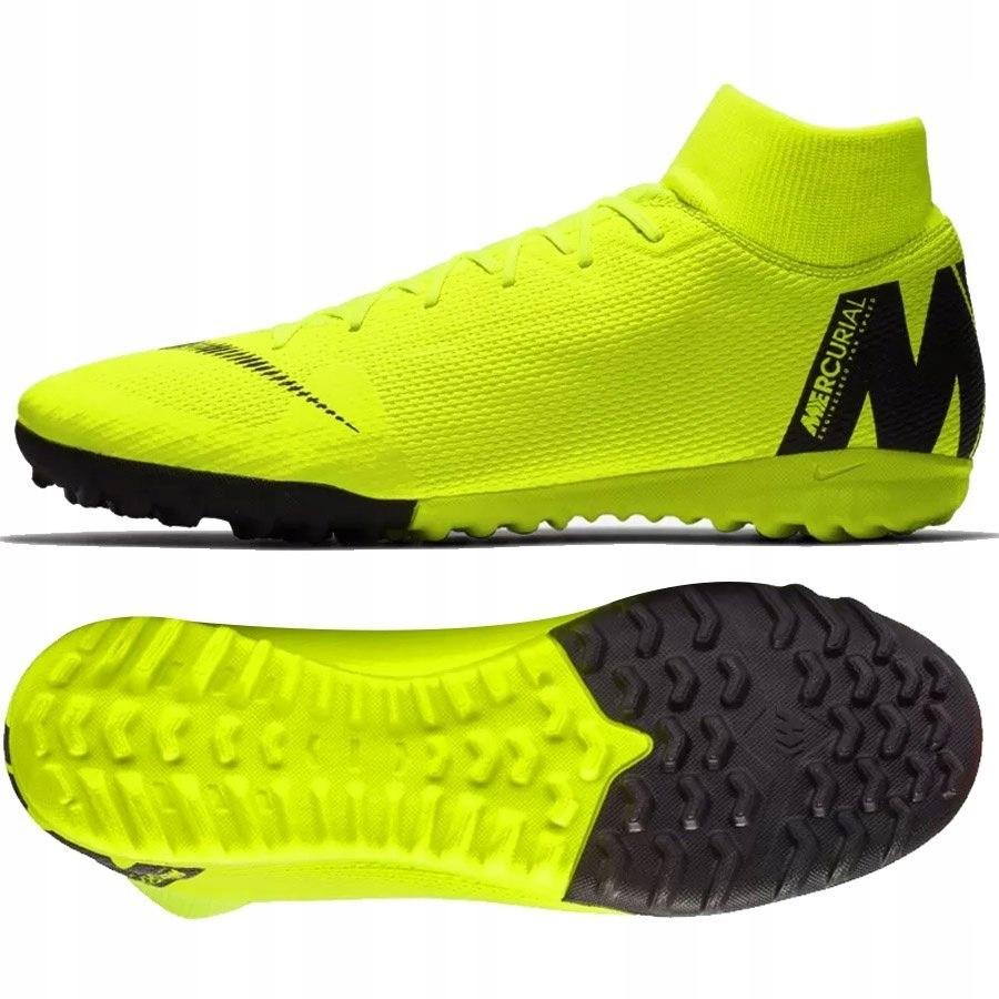Buty Nike Mercurial SuperflyX 6 TF AH7370 701 39