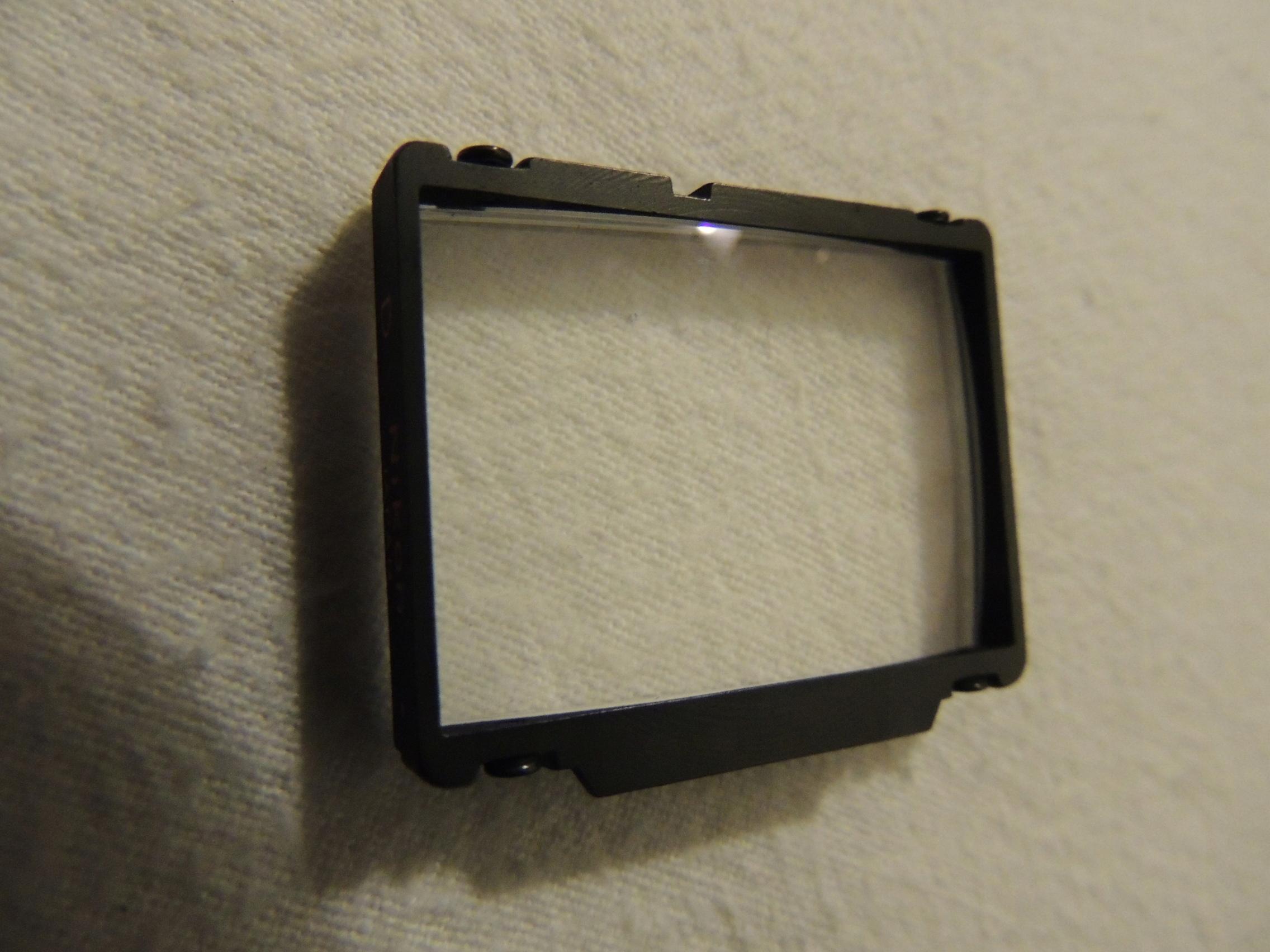Nikon F3 matówka typ D