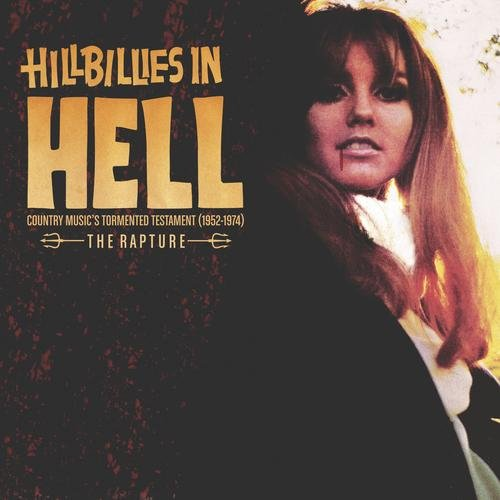 CD V/A - Hillbillies In Hell:.. .. Tormented Testa