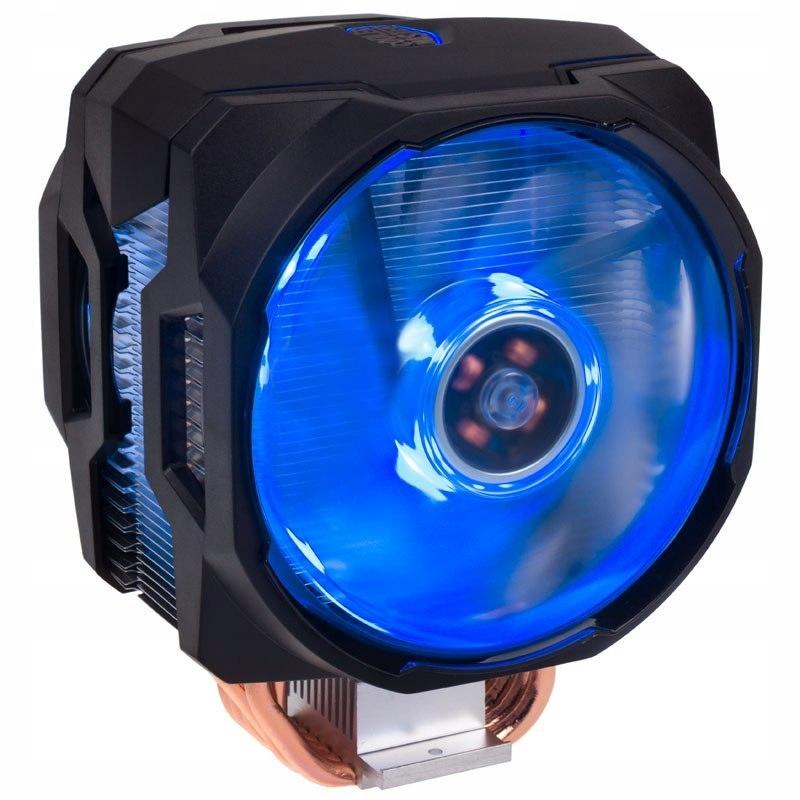 Cooler Master MasterAir MA610P CPU Cooler, RGB - 1