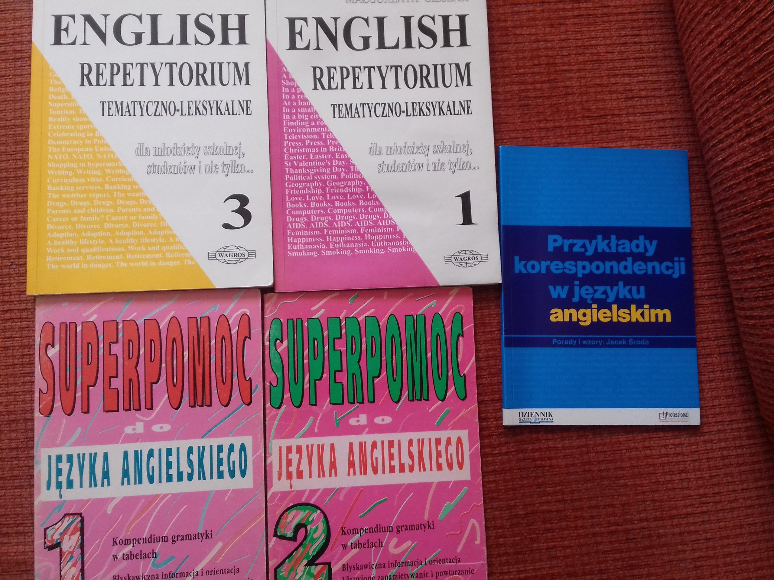 Pomoce Do Nauki Języka Angielskiego 7411443782 Oficjalne