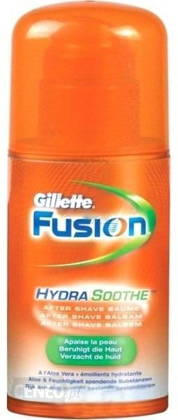 Gillette Fusion Hydra Soothie balsam 100 Ml.