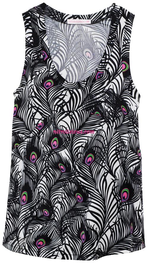 H&M top S 36 lato Matthew Williamson bluzeczka