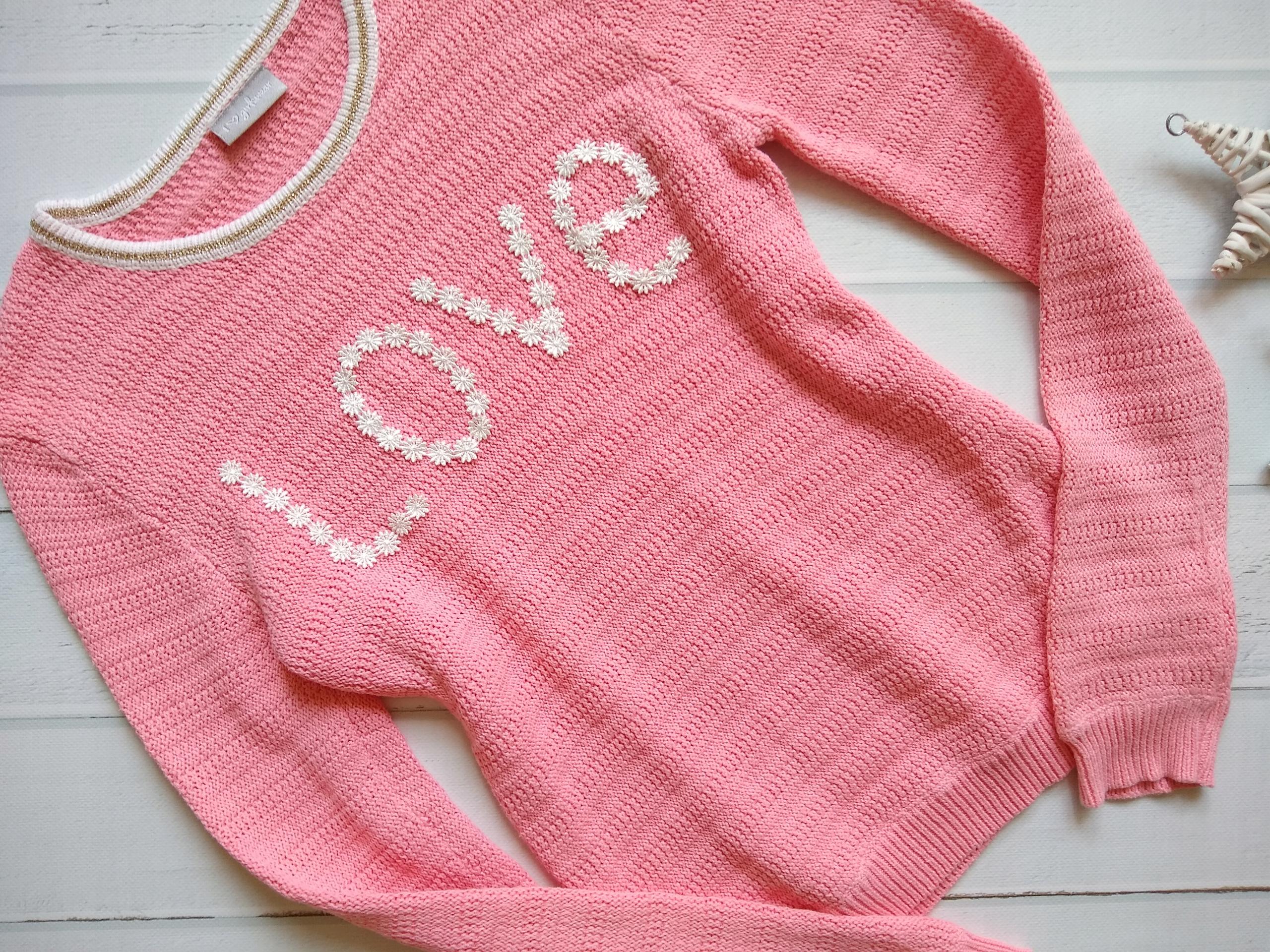 I love girlswear seterek j nowy leciony cudny 146