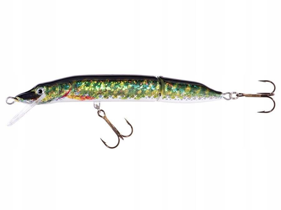 Jaxon Holo Select wobler Pike łamany F 12 cm P