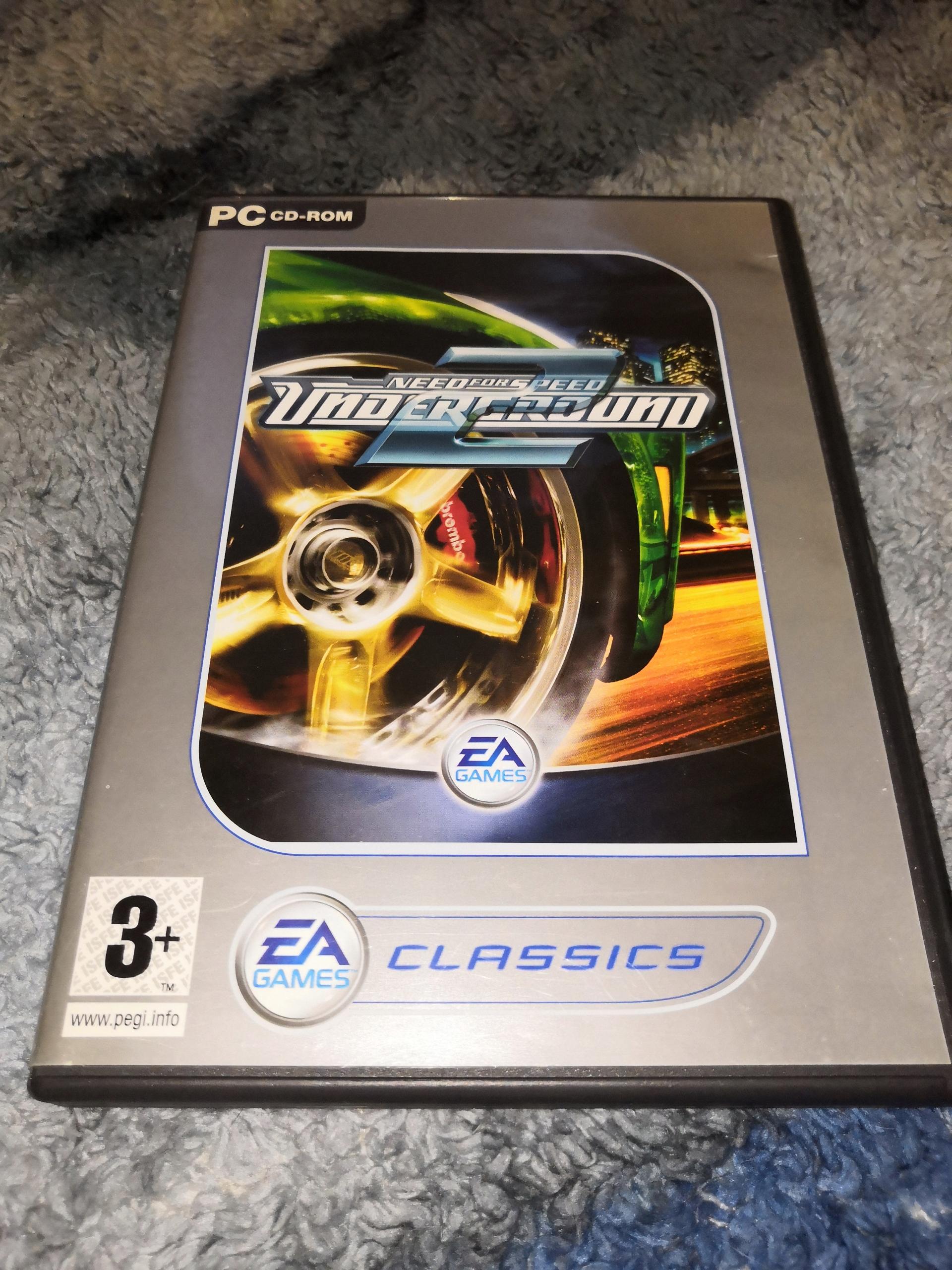 Need for Speed: Underground 2 Wersja Angielska