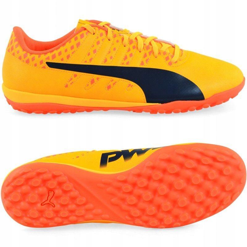 Puma Buty Młodzieżowe Turf EvoPower 4.3 TT Jr