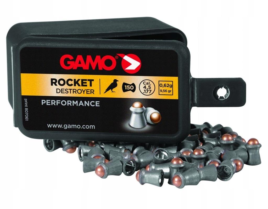 Śrut Gamo Rocket 4,5 mm 150 szt.