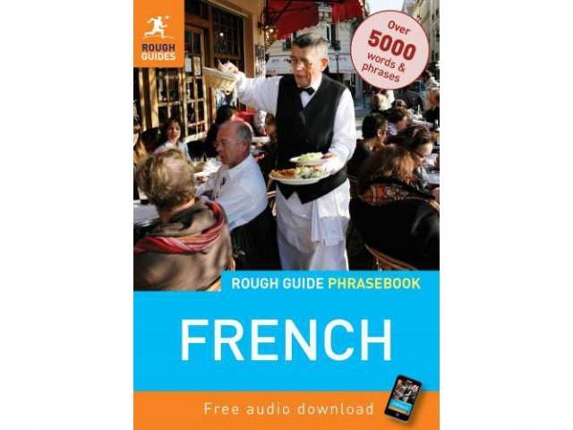 FRANCJA ROZMÓWKI RG French Phrasebook