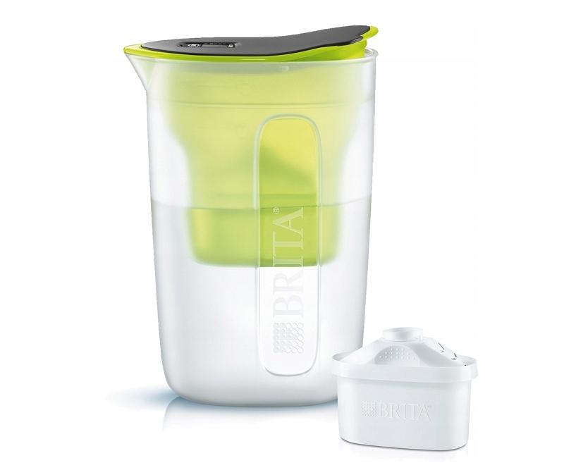 Brita Fun DZBANEK do filtrowania wody Limonka 1,5l