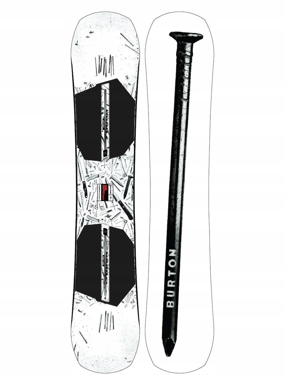 Deska Snowboardowa Burton Name Dropper 155cm