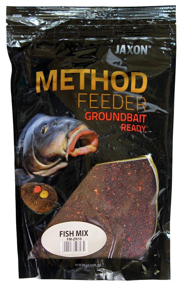 Zanęta Method Feeder Fish Mix 750g. Nawilżona