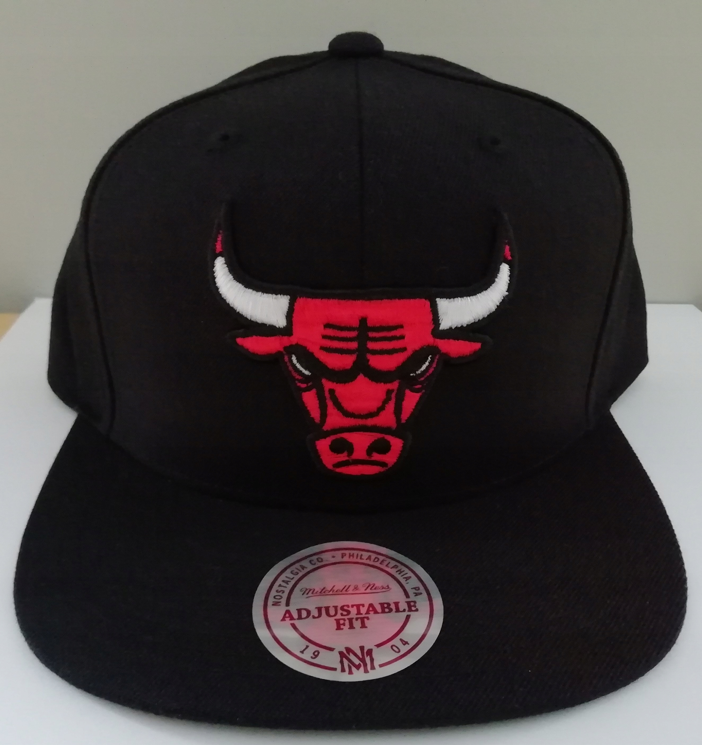 MITCHELL & NESS Czapka Chicago Bulls