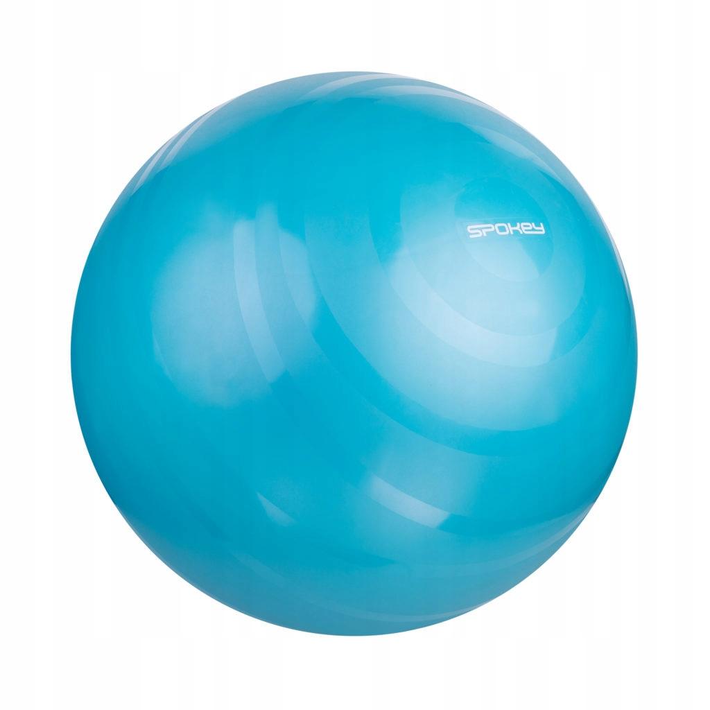 Piłka rehabilitacyjna gimnastyczna 75 + pompka