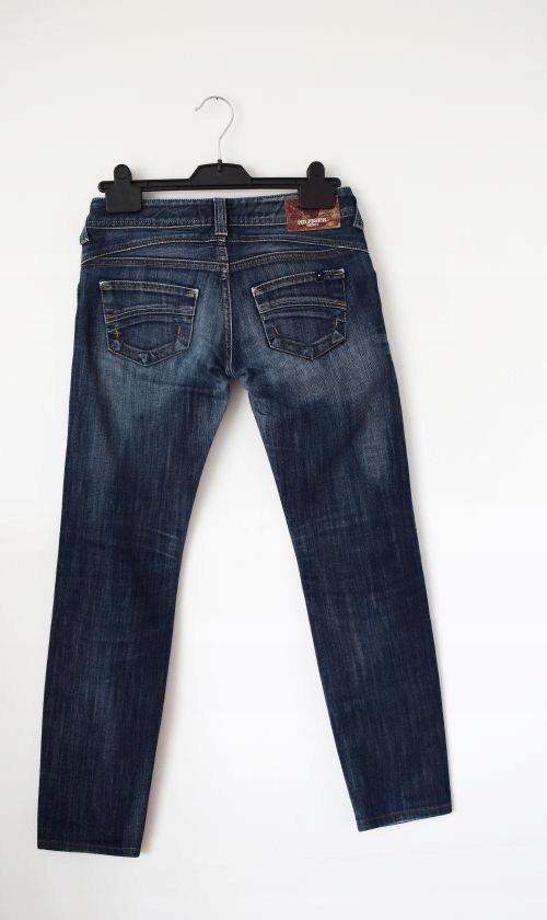 Tommy Hilfiger oryginalne dżinsy rurki 26 skinny