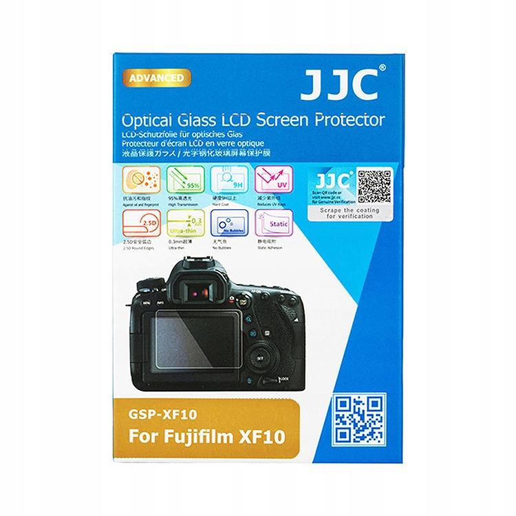 Osłona LCD JJC GSP-XF10 szkło Fujifilm XF10