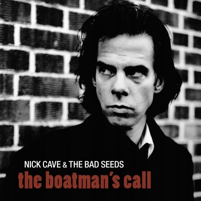 CAVE NICK The Boatman's Call CD+DVD REMASTER Folia