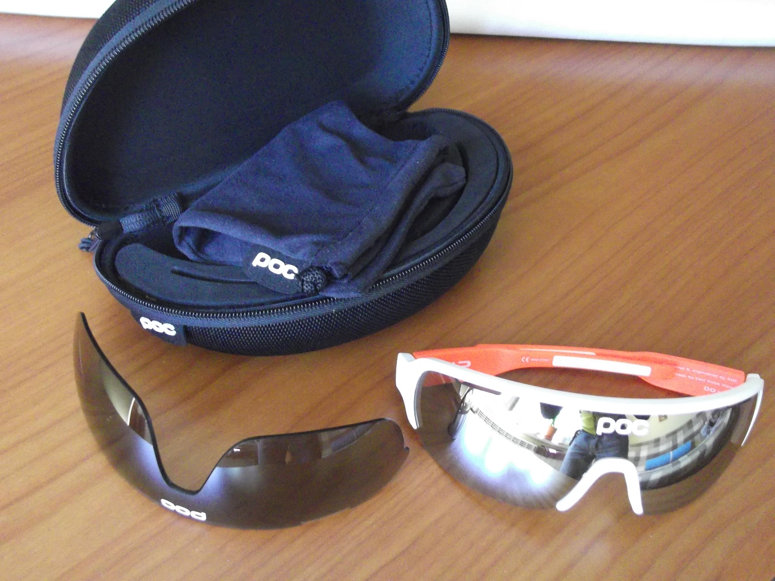 Okulary POC DO Half Blade - Oryginał