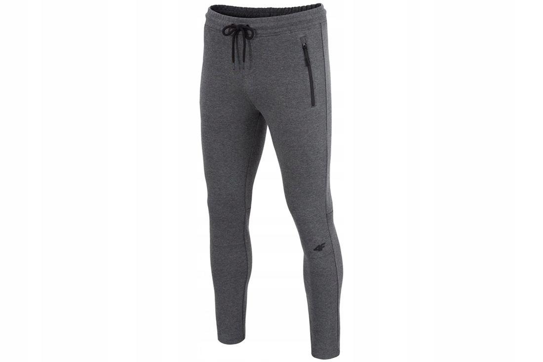 4F Men's Pants H4Z17-SPMD003DARKGREY XL