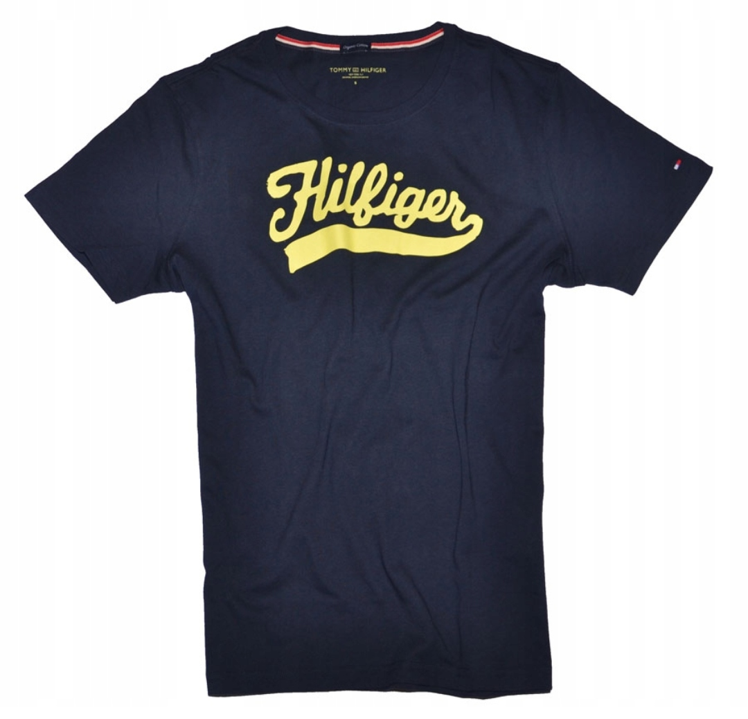 T-Shirt Koszulka __ TOMMY HILFIGER __ L