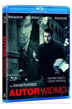 AUTOR WIDMO Blu-ray FOLIA R. Polański