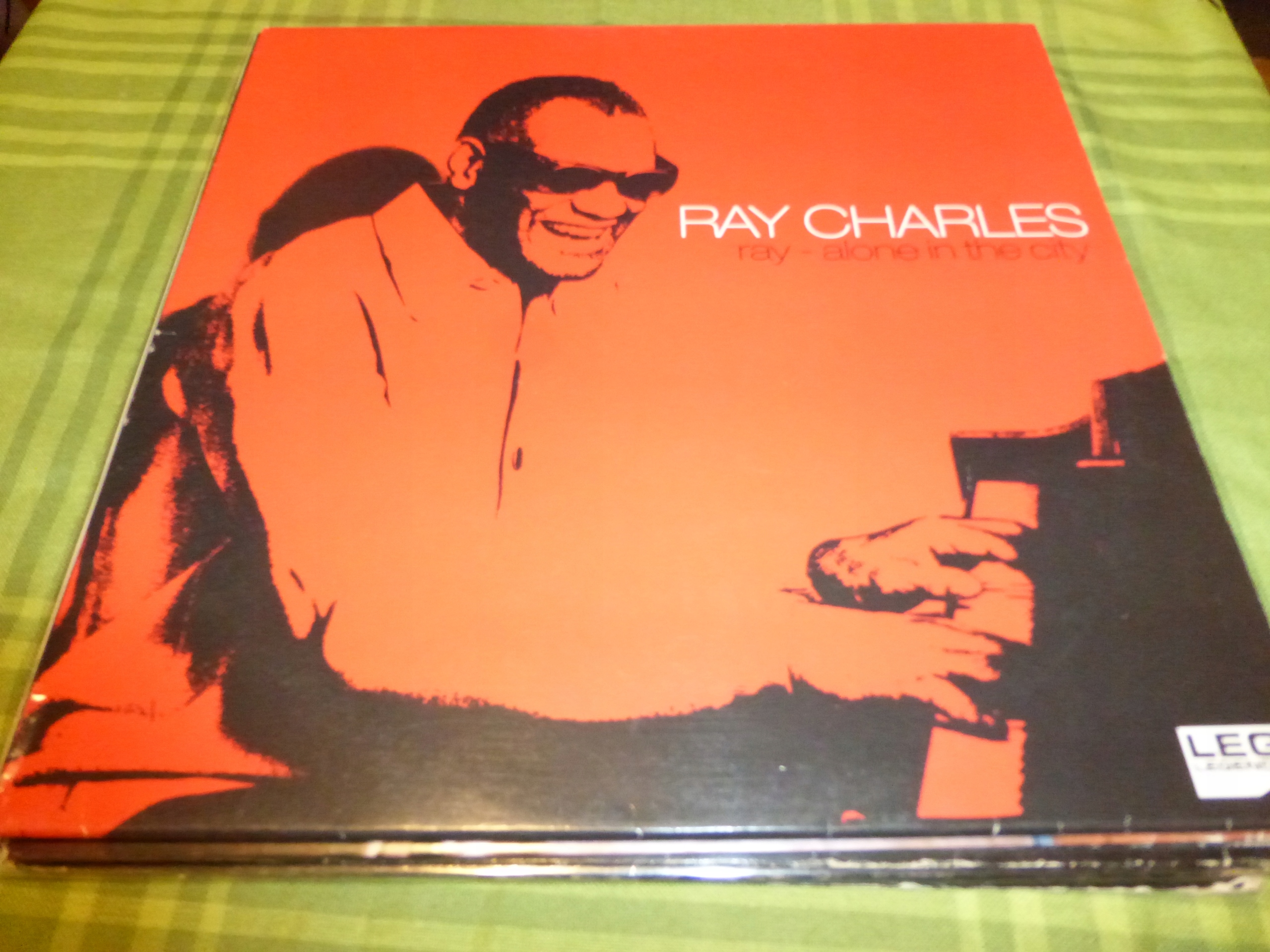 Ray Charles Alone In The City