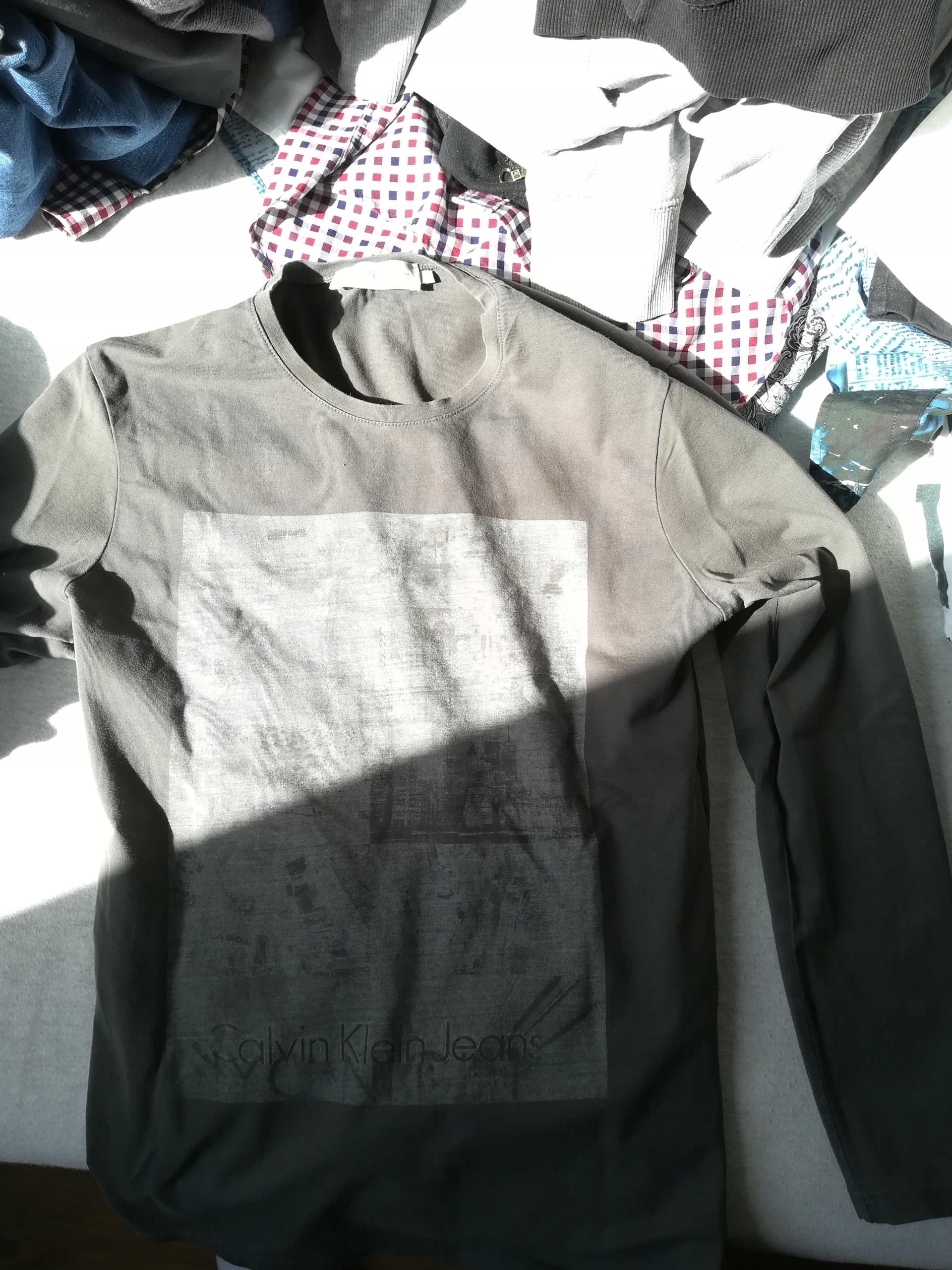 Longsleeve Calvin Klein stan 10/10 rozmiar M