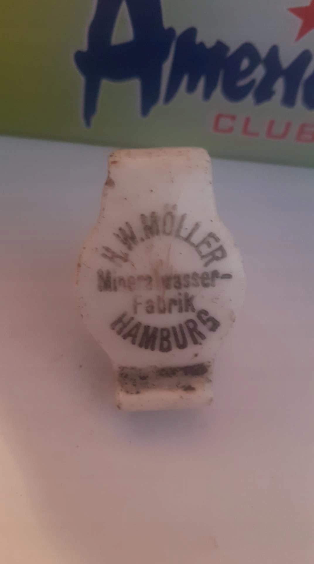 Porcelanka Hamburs