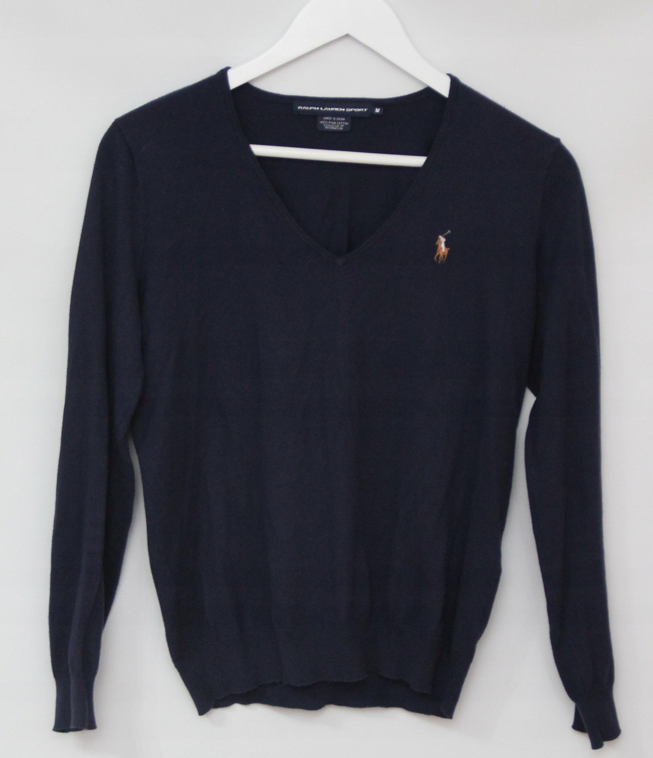 Męski sweter Ralph Lauren Pma Cotton _M_