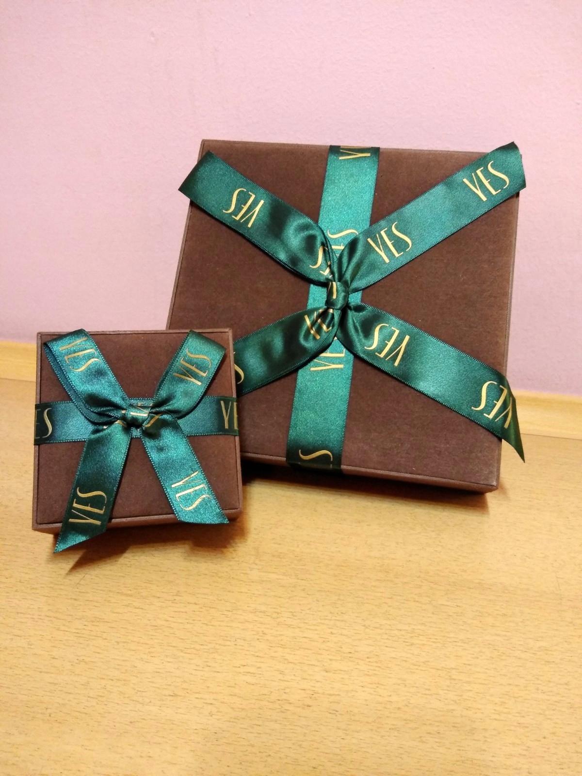 ce092edd16834a YES pudełko szkatułka na biżuterię 2 sztuki - 7858640274 - oficjalne ...