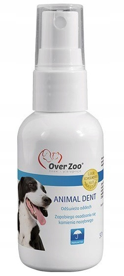 Over Zoo Animal-Dent 50ml