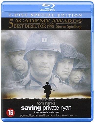 BLU-RAY Movie - Saving Private Ryan Bilingual /Cas
